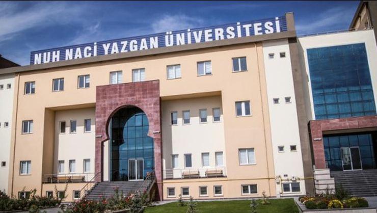 Nuh Naci Yazgan Üniversitesi çeşitli branşlarda 7 Öğretim Üyesi alacak, son başvuru tarihi 6 Şubat 2020.