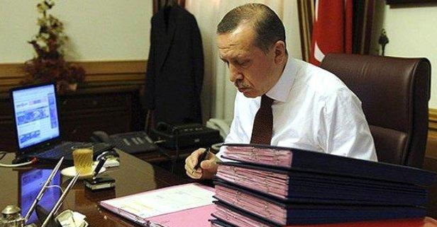 Cumhurbaşkanı İki Üniversiteye Rektör Atadı