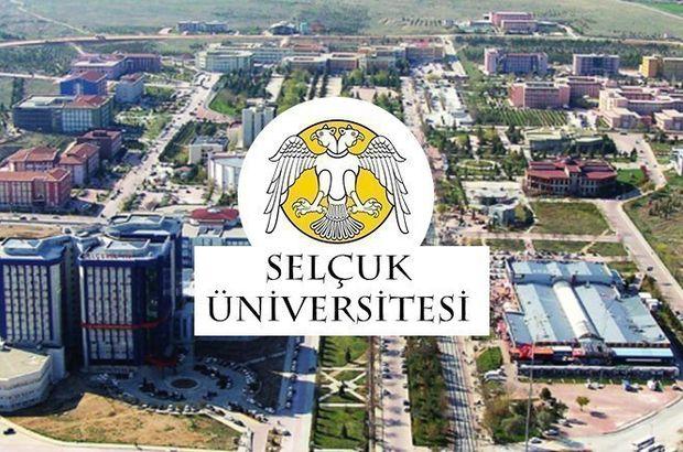 Yine Selçuk Üniversitesi, yine kişiye özel ilanlar!