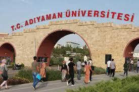 Adıyaman Üniversitesi y.lisans ve doktora ilanı