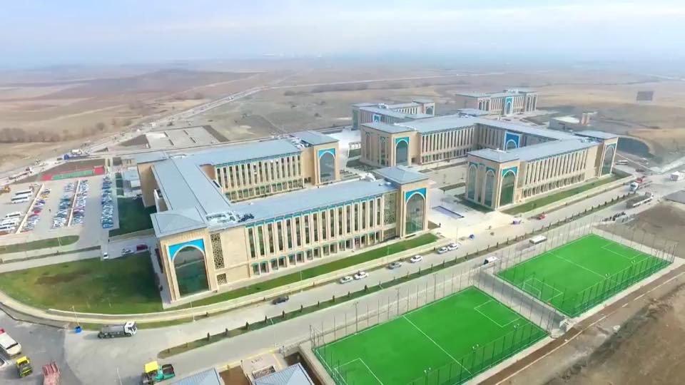 Ankara Yıldırım Beyazıt Üniversitesi 12 Akademik Personel alacak