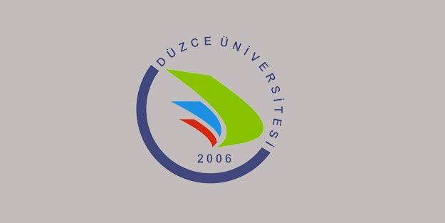 Düzce Üniversitesi birçok alandan 61 Öğretim Üyesi alacak.