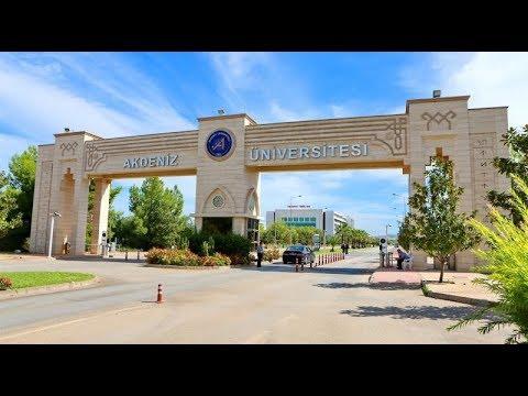 Akdeniz Üniversitesi Yüksek Lisans ve Doktora Öğrenci Alım İlanı