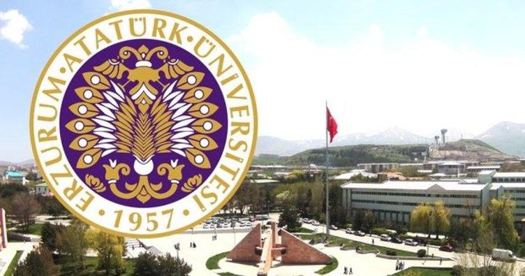 Atatürk Üniversitesi Yüksek Lisans ve Doktora Öğrenci Alım İlanı