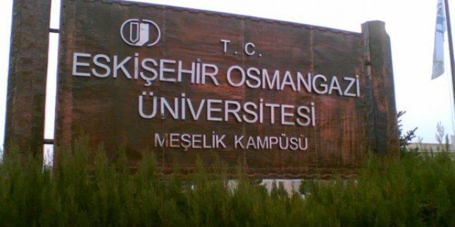 Eskişehir Osman Gazi Üniversitesi 2019–2020 Eğitim Öğretim yılı Güz yarıyılı yüksek lisans ve doktora programı öğrenci alım ilanı yayınlandı.