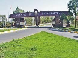 Cumhuriyet Üniversitesi y.lisans ve doktora ilanı