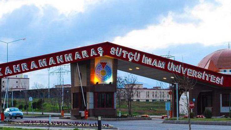 Kahramanmaraş Sütçü İmam Üniversitesi 37 Öğretim Üyesi Alacak