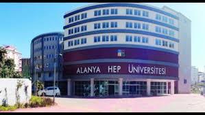 Alanya Hamdullah Emin Paşa Üniversitesi 8 Akademik Personel alacak