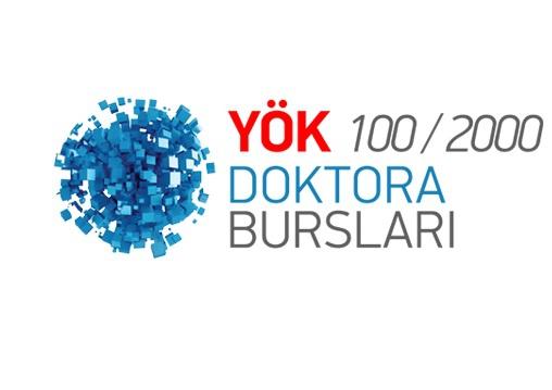 100/2000 YÖK Doktora Bursu İlanına Çıkan Üniversiteler