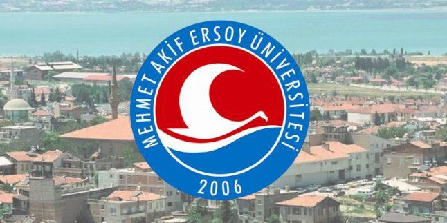 Burdur  Mehmet Akif Ersoy Üniversitesi Yüksek Lisans ve Doktora Öğrenci Alım İlanı yayımlandı.