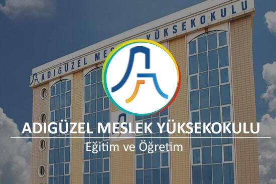 Ataşehir Adıgüzel Meslek Yüksekokulu Öğretim Görevlisi İlanı