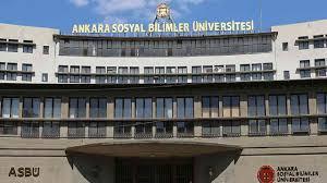 Ankara Sosyal Bilimler Üniversitesi Lisansüstü Öğrenci Alım İlanı
