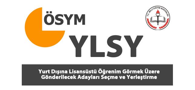 2019 YLSY başvuru kılavuzu yayımlandı... 1115 öğrenci yurtdışına gönderilecek