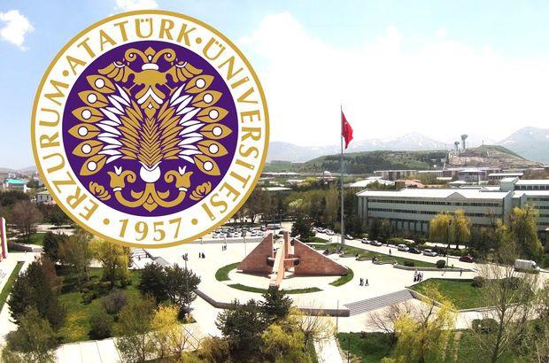 Erzurum Atatürk Üniversitesi çeşitli branşlarda 28 Öğretim Üyesi alacak, son başvuru tarihi 3 Eylül 2019.