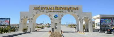 Kırşehir Ahi Evran Üniversitesi  48 Öğretim üyesi alacak