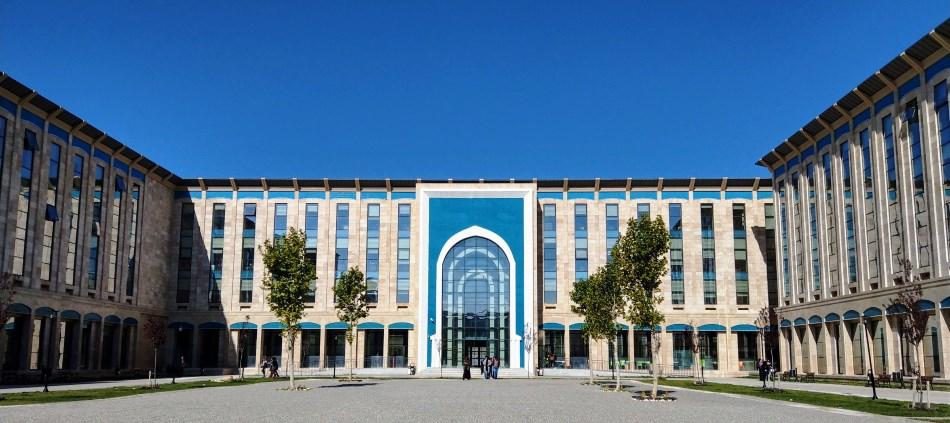 Ankara Yıldırım Beyazıt Üniversitesi Yüksek Lisans ve Doktora Öğrenci Alım İlanı