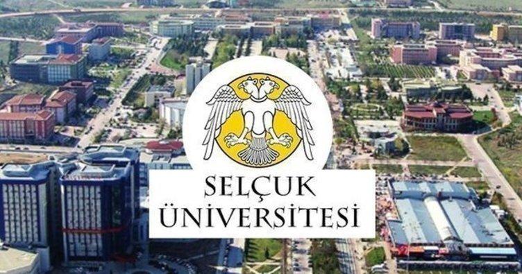 Selçuk Üniversitesi çeşitli branşlarda 20 Öğretim Üyesi alacak, son başvuru  tarihi 17 Eylül 2019.